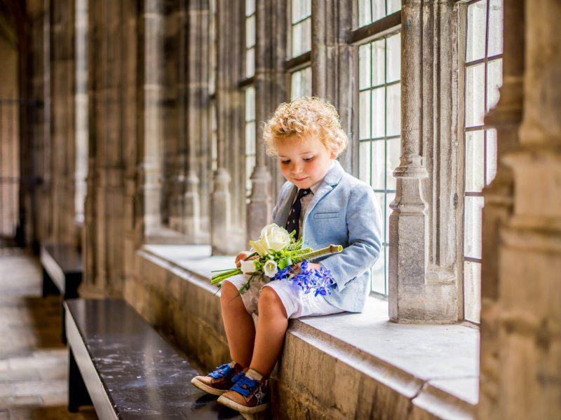 Bruidsboeket - Abdij - Middelburg